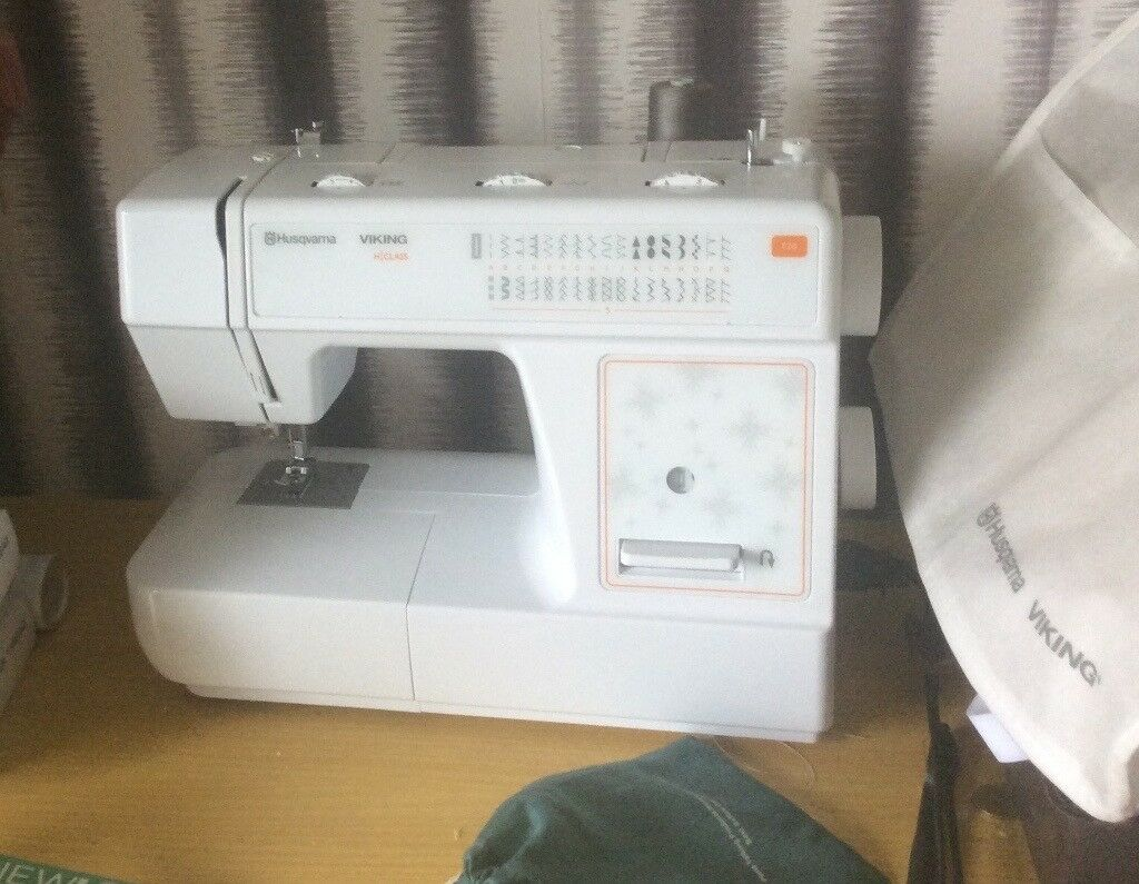 Husqvarna Viking H | Class E20 Sewing Machine