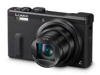 panasonic tz60 super zoom digital camera.