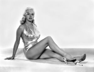 DIANA DORS RARE 8x10 PHOTO