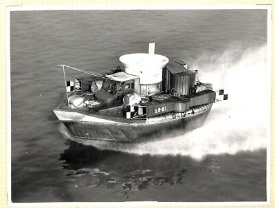 BC251 Hovercraft Service Picture PTS