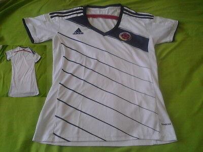 shirt COLOMBIA 2014 jersey camiseta trikot maglia maillot James Bayern Zapata, usado segunda mano  Embacar hacia Mexico