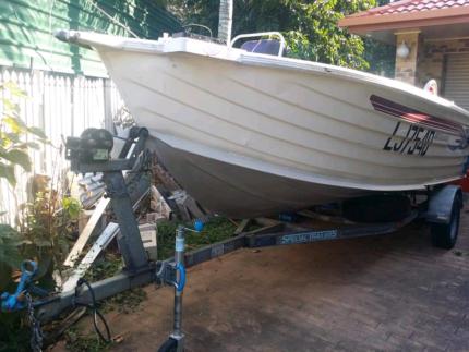 48m bermuda aluminium boat