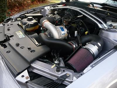 2005 Mustang Supercharger (Vortech Ford Mustang S/O 4.0L V6 2005-2008 Complete V-3 Si Supercharger System )