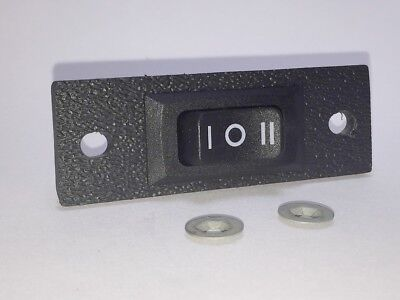 Jenn Air Stove 3 Wire Fan Switch Kit + Pushnuts 71001564 Custom Kit (2 Pack)