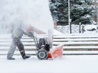 Insured snow removal contractor - one time or seasonal