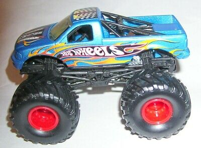 Diecast Hot Wheels Monster Jam World's Coolest Car Company 1:64 monster truck
