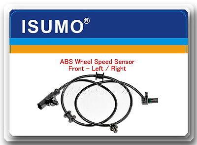 1 ABS Wheel Speed Sensor Front Left / Right Fits: Dodge Durango