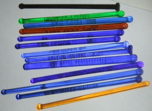 Glass Swizzle Sticks
