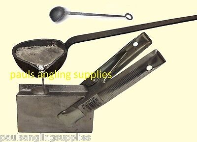 Lead Weight Mould Ladle ,Pouring Spoon ,Lead Holder Ladel