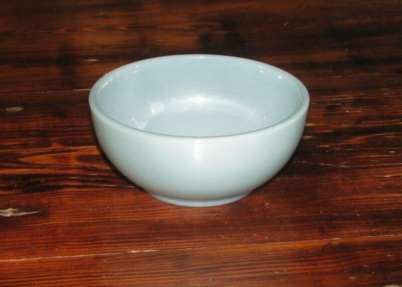 "Vintage Fire King Delphite Blue 5"" Mid Century Chili Cereal Soup Bowl"