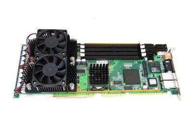 Trenton 92-006313-xxx Rev. G-04 Dual Xeon Cpu Sbc Single Board Computer 48-3