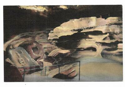 Cave Of The Winds Colorado Springs (Vintage Colorado Linen Postcard Canopy Hall Cave of the Winds Manitou)