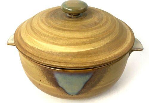 SANGO SPLASH 2.5 qt.Covered Casserole ceramic bakeware #4951  Dutch Oven pot lid