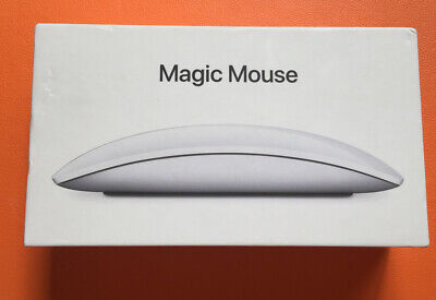 Genuine Apple Magic Mouse 2 Wireless Bluetooth A1657 White