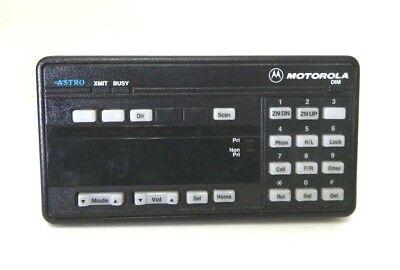 Motorola Hcn1121a Hcn1121d Astro Spectra Systems 9000 Rear Control Head