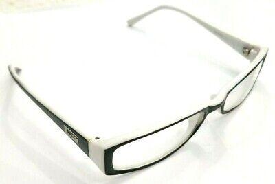 GUCCI XL6612 IANNIAO Vintage Black/White Women's Rectangle Full Rim Eyeglasses