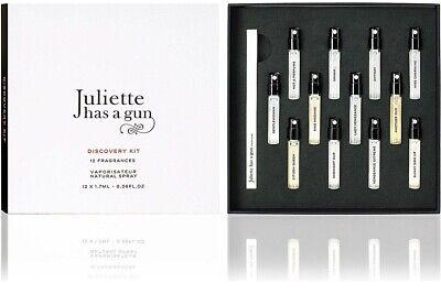New Juliette Has a Gun Discovery Set 12 Vials x 1.7ml EDP