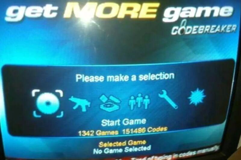 PS2 CODEBREAKER 10 PSX LAUNCHER!Esr, OPL,NES,SNES,SEGA!FMCB 1.966!