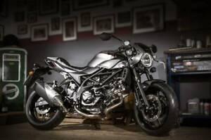 Demo 2018 Suzuki SV650X ABS - Finance from $45 a week! Bunbury Bunbury Area Preview