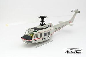Rumpf-Bausatz UH-1D 1:32 für Blade 200SRX, Walkera CB180 / V200D02 und andere