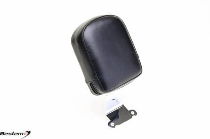 Driver Backrest Chrome for Harley Fatboy Heritage Softail HD