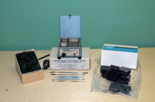 Wax-Rite Waxing Unit & waxing accessories