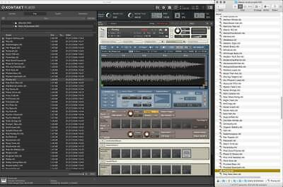 4gb of Samples for Kontakt 5 / Kontakt 6