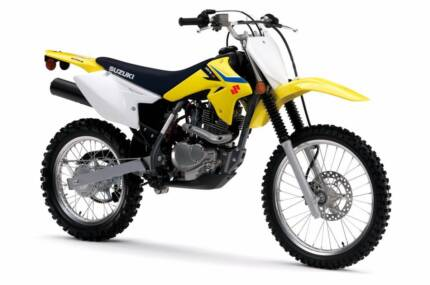BRAND NEW SUZUKI DR-Z125L SPECIAL - SAVE $900.00 OFF RRP!