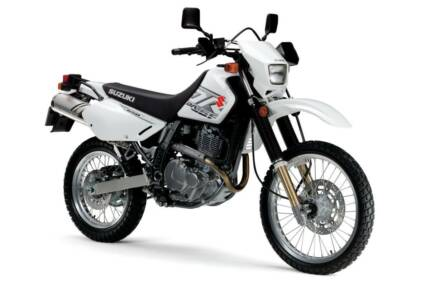 SUZUKI DR650 (DR650SE) - SPECIAL OFFER - FREE ADVENTURE KIT