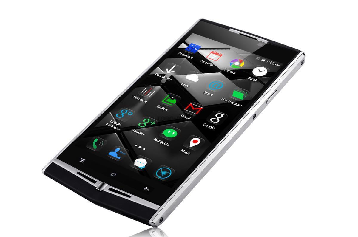 4.7 inch Luxury Metal Frame Elegant 4G 3G LTE Vertu Styled Smartphone Dual 2 Sim