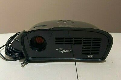 Optoma pt105 DLP Projector - Black