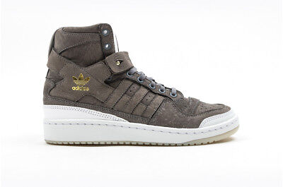 Forum Leather (adidas Forum Hi Crafted Sneakers Charles F. Stead Leather luxe Sneaker ER )
