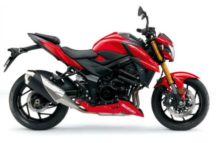 SUZUKI GSX750 (GSX-S750) DEMO - Stock No. 1534