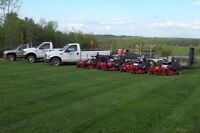 Oromocto Grass Cutting