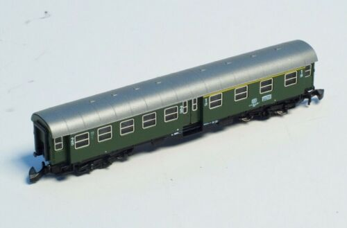 8753 Marklin Z-scale DB  Passenger car type AByg, 1st and 2nd class, no box