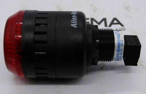 Allen-Bradley 855PD-B24MEC1422 Ser.A Indicator Light and Buzzer 24VDC