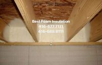 Best Foam Insulation
