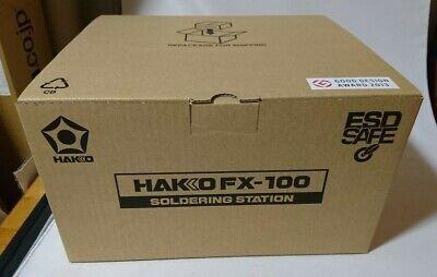 Hakko Fx-100 Ih Soldering Iron Soldering Station New From Japan