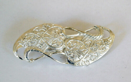LOTR Lord of the Rings The Brooch of Gandalf Sterling Silver .925