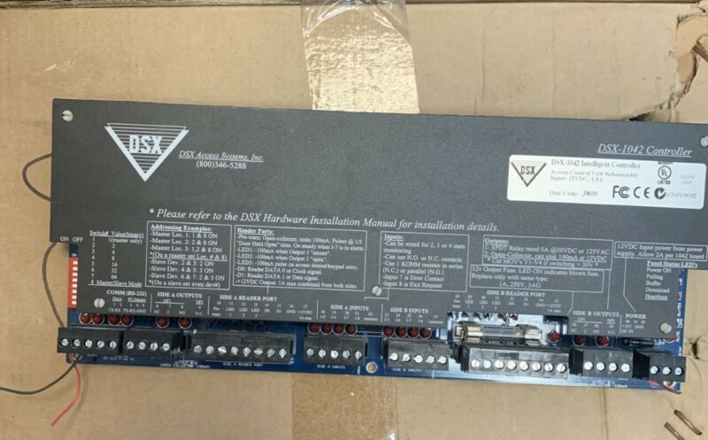 DSX-1042 Intelligent Controller Used