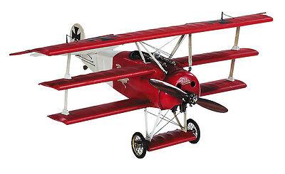 Authentic Models AP203 Desktop Fokker Triplane Toys