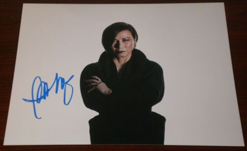 BD WONG SIGNED MR. ROBOT WHITEROSE PROMO 8X10 PHOTO AUTO COA NORA FROM QUEENS