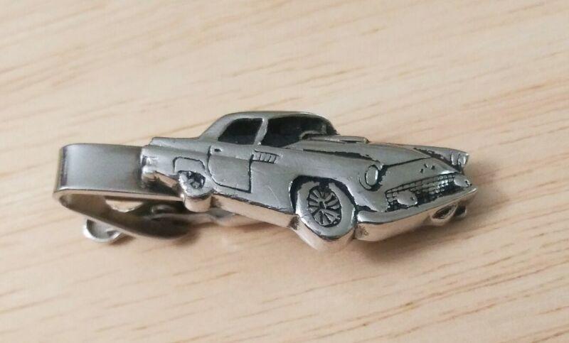 Vintage 1956 or 1957 Ford Thunderbird Tie Clip
