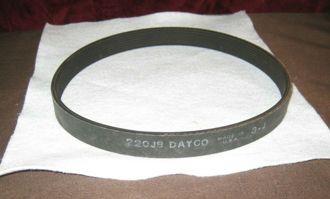 DURKEE ATWOOD 220J4 Replacement Belt