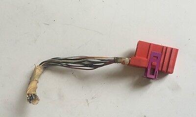 AUDI VW  WIRING LOOM REPAIR CONNECTOR PLUG SOCKET 4A0972977A