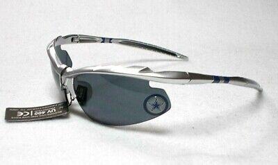 READ LISTING! Dallas Cowboys XLGE 3-D Logo on Metallic Silver Blade (Dallas Cowboys Silver Metal)