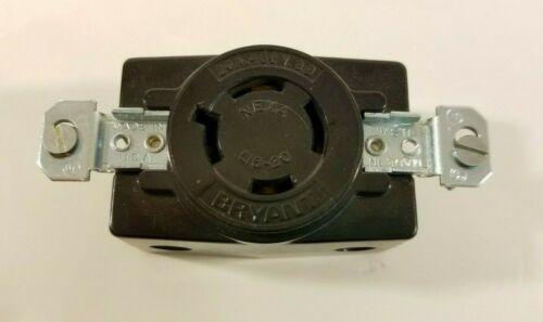 BRYANT NEMA L16-20 Receptacle 20 AMP 480 VAC – NEW
