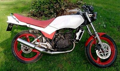 Yamaha RD125LC Project Allspeed 2 stroke modified spares or repairs no reserve
