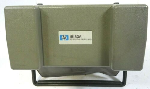 HP 4951C PROTOCOL ANALYZER 18180A ,Free Shipping