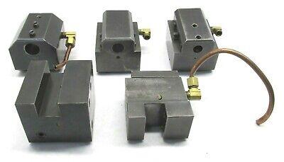 5 Mori Seiki Sl-1a Cnc Lathe Turret Boring Tool Holders